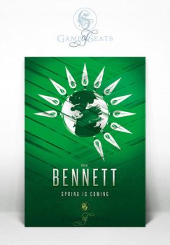 Game of Seats: Bennett by P3RF3KT
