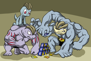 The Machop Family