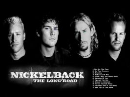 Nickelback by taxigirl