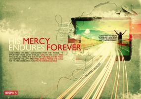 His Mercy Endures Forever by loswl