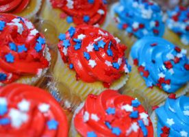 red white and blue two by jeanbeanxoxo