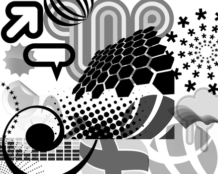 GIMP VECTOR BRUSHES by tycity