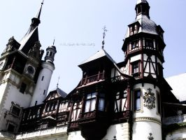 Peles Castle 3 by Me-Myself-And