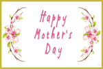 Card - Happy Mother's Day by fmr0