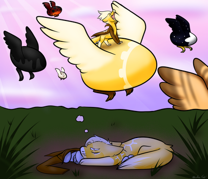 Summer Event Part 2-4: Dream by Umbra-Exe