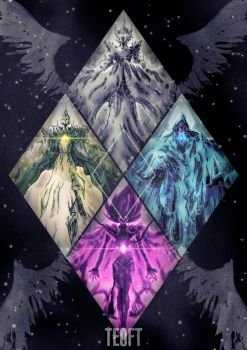 Fragments Of The Diamond Authority by Teoft