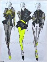 Mini collection for autumn/winter 2. by Verenique