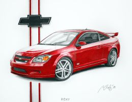 Chevrolet Cobalt SS by Mipo-Design