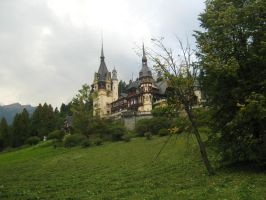 The 'Peles' Castle by LiGiK
