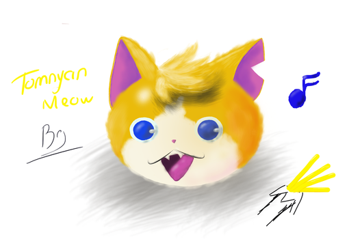 Tomnyan by blader999