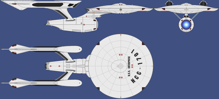 Star Trek 'Curvy Connie' 3view Wip4 by Danny420Dale