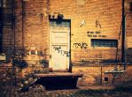 Power station door by jpachl