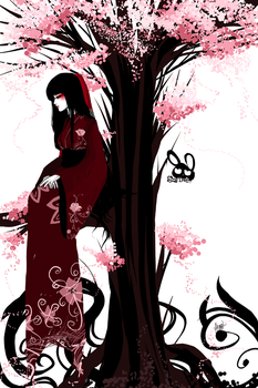.lost.geisha. - commission by bw-inc
