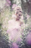 Pink Floral by Lisa-MariePhotog