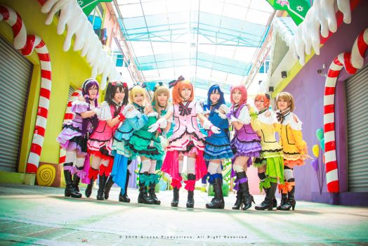Love Live - KiRa KiRa Sensation by ZetsukiYue