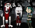 Total Drama Goths by corbinace