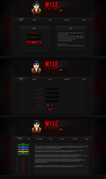 Wise Crime Layout by Kinetic9074