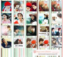 Boys over flowers iconset 2 by KimHanJin