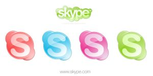 Skype - Icon Designs by alexispro