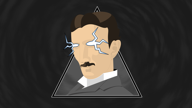 Tesla Wallpaper by WolfDeityProductions