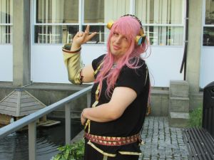 Vocaloid - Megurine Luka cosplay (4) by DILLIGAF-Otaku