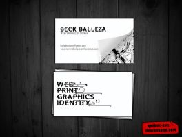 Business Card by redbox-ave