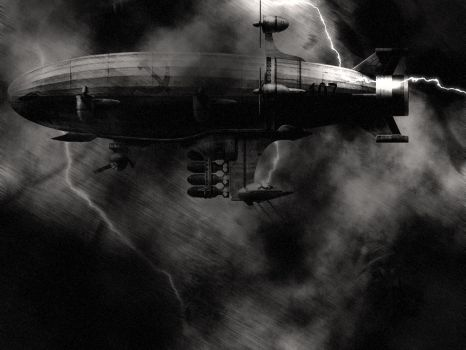 Red Alert 2 - Kirov by Demial