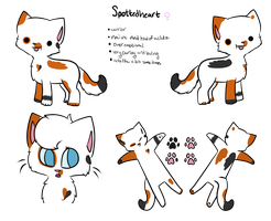 Spottedheart Ref by dingo359