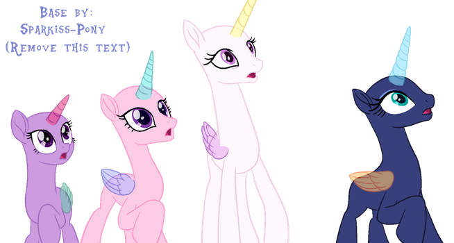 MLP Movie base: NEW VILLAIN?! by Sparkiss-Pony