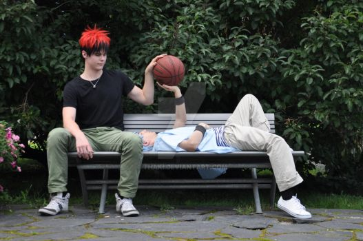 KnB - The First Ending Picture by Thaki