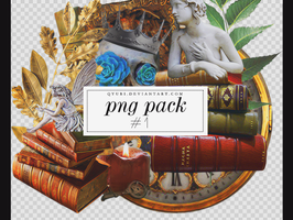 PNG PACK #1 by Qyuri