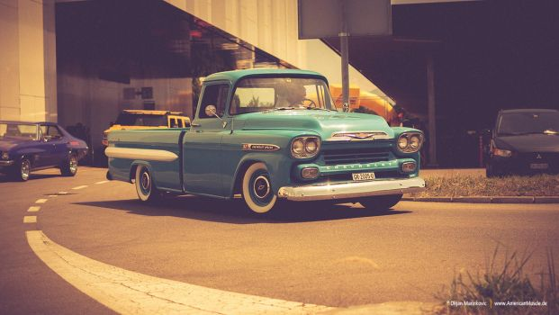 Chevrolet Apache by AmericanMuscle