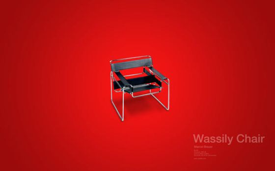 Wassily Chair by sub88