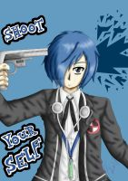 [P3] Shoot Yourself by Cassyhattori63