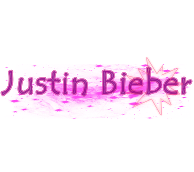 Justin bieber texto png by sabinacastro12