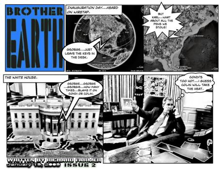 Brother Earth Issue 2 by farmer9999