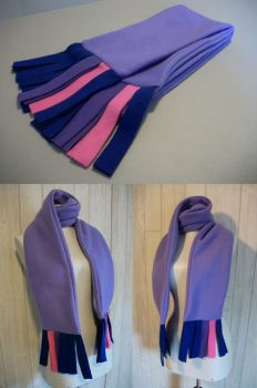 Twilight Sparkle Scarf by PrettyKitty