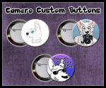 Custom Button: Camero Shepherd by AirRaiser