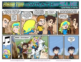 Ensign Two: The Wrath of Sue 24 by kevinbolk