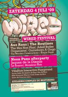 WIRED Festival by patswerk