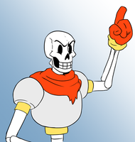 Papyrus by ChrisAllRee