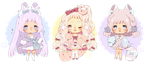+Sleep Tight+ Charmyu Adopts auction CLOSED by Hacuubii