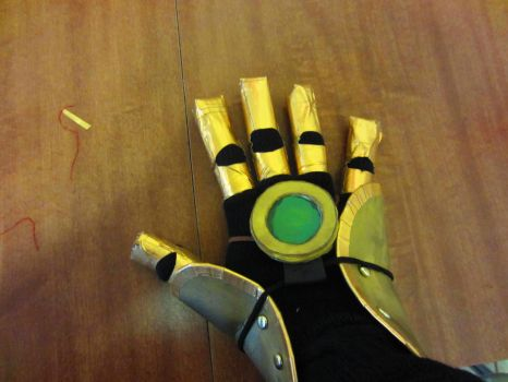 Equalist Glove Tutorial by lightningbent101