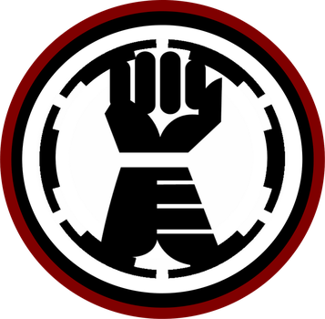 Empire of the Hand Insignia (Grand Admiral Thrawn) by viperaviator