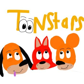 ToonStars Title Card by AlvinMunk500