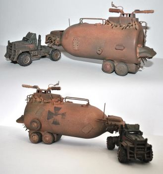 Tank Survival, Truck by Chafito
