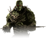Swamp Thing by Famguy3