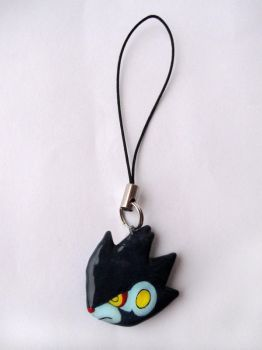 Luxray Charm by caffwin