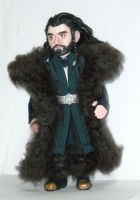 Thorin Oakenshield Art Doll Richard Armitage by LilliamSlasher
