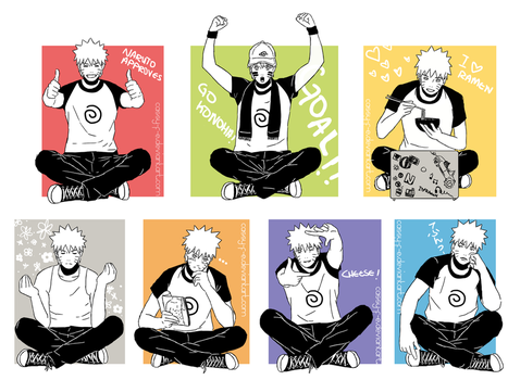 Naruto's Free Time by Cassy-F-E